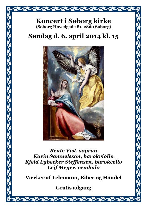 Plakat Søborg copy
